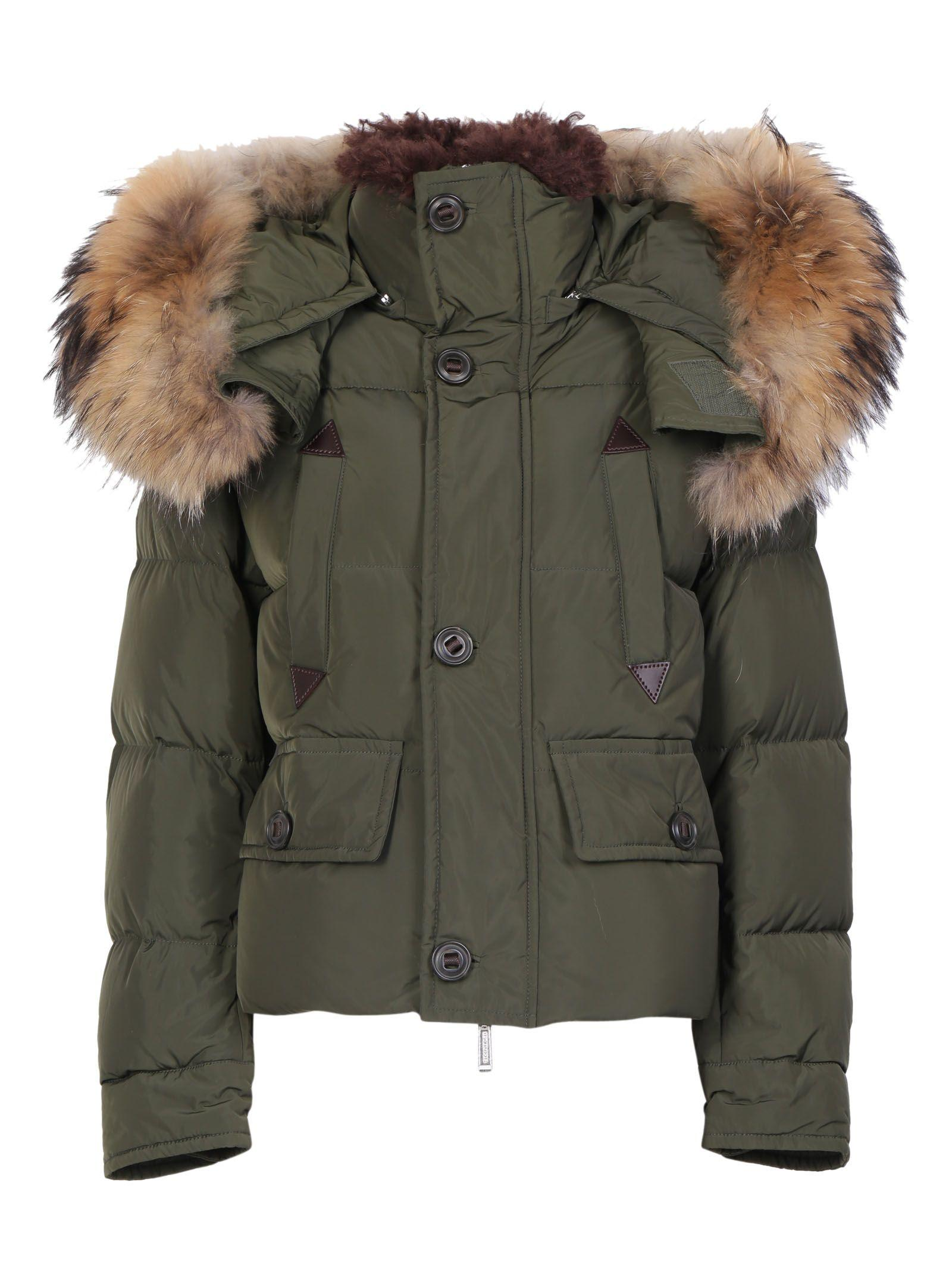 Dsquared2 Kaban In Green