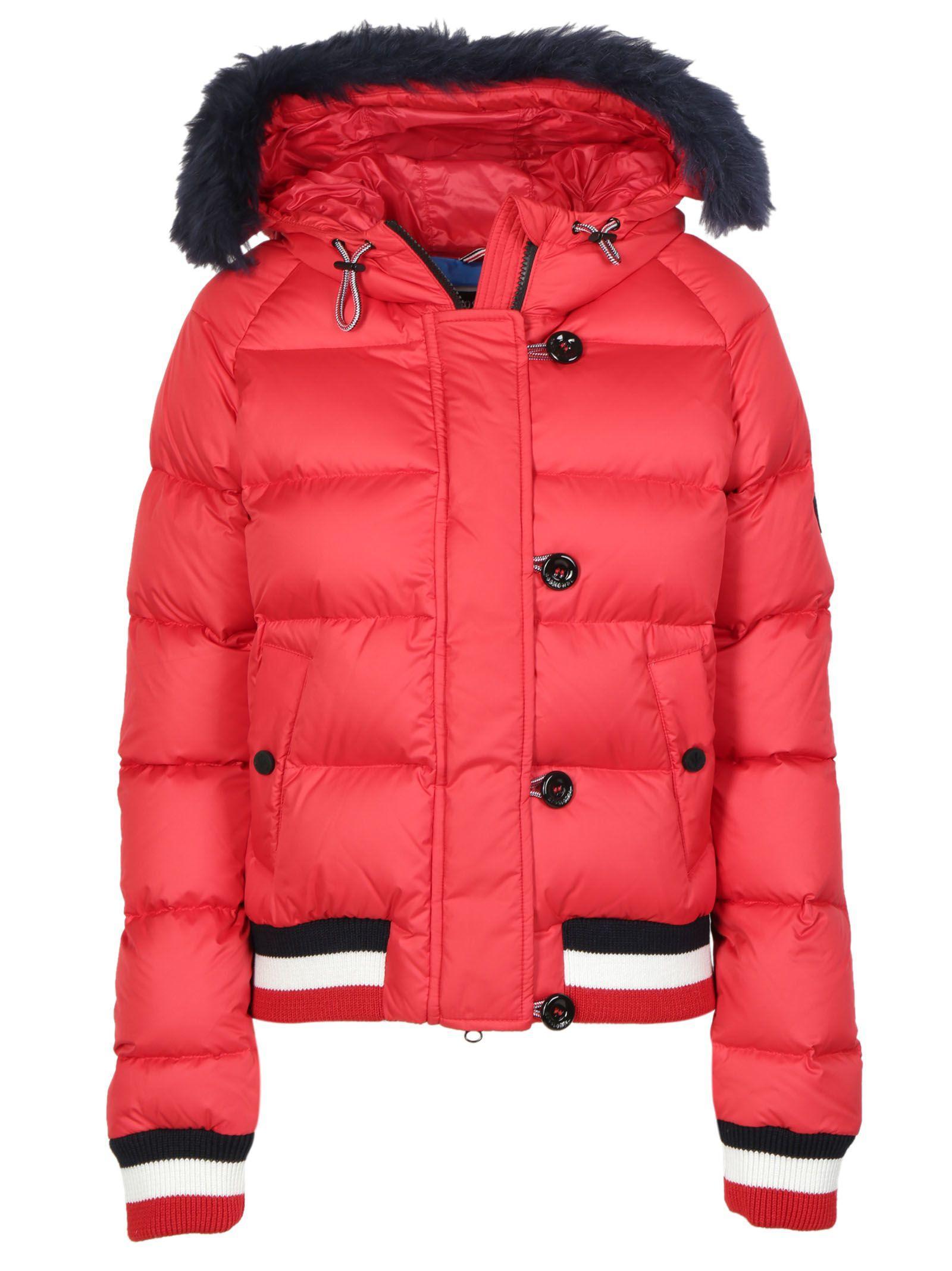 Rossignol Celeste Jacket In Red