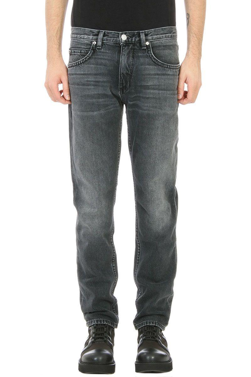 Helmut Lang Black Denim Jeans
