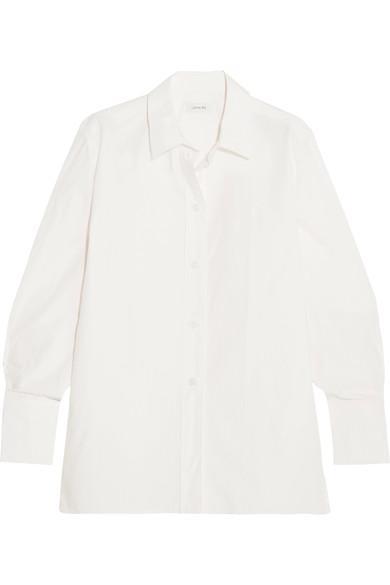 Lemaire Cotton-poplin Shirt
