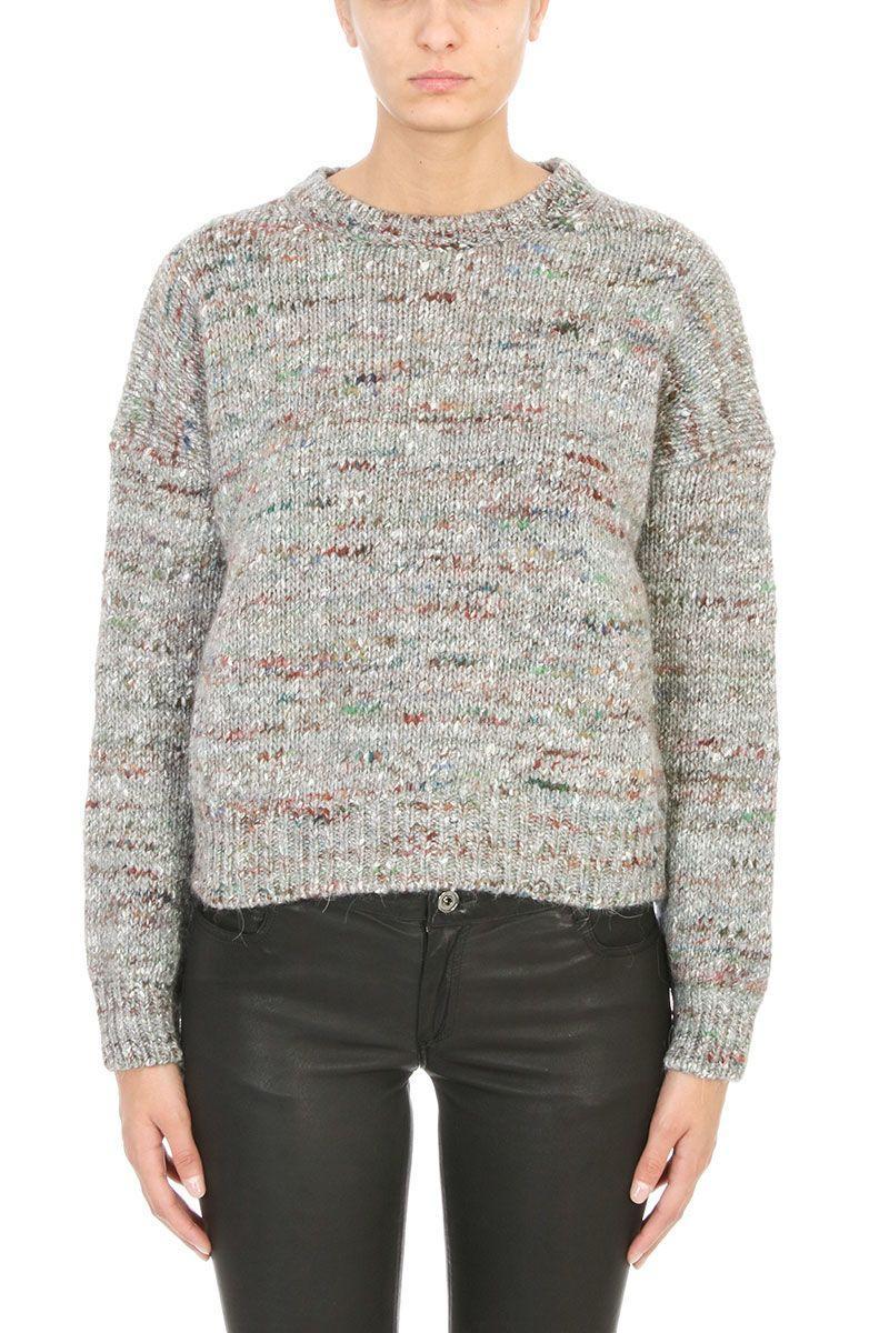 Iro Yinani Sweater In Grey