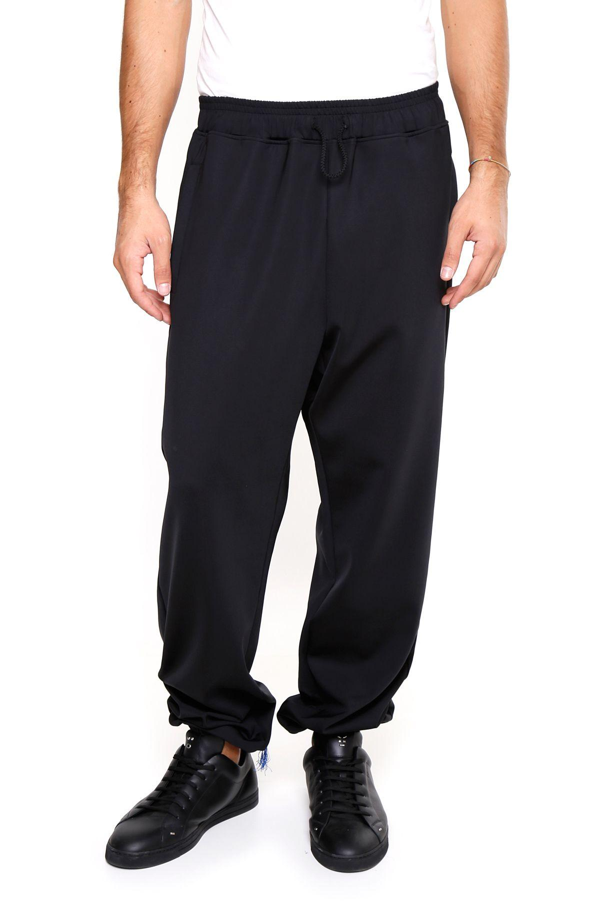 Golden Goose Sam Sweatpants In Black|nero