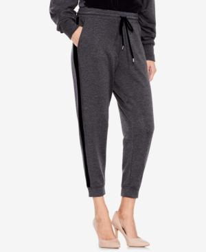 Vince Camuto Two By  Jogger Pants In Dark Dove Heather