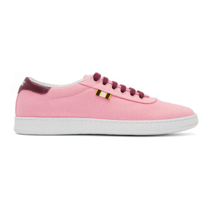 Aprix Pink Apr-003 Sneakers In Pink/red
