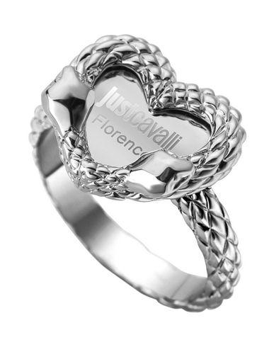 Just Cavalli Rings In Silver