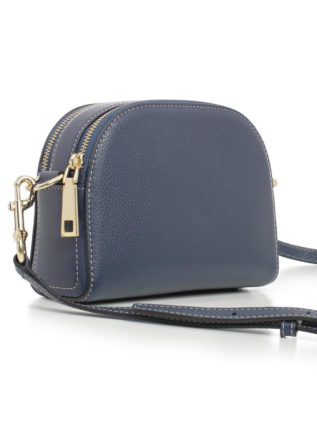 Marc Jacobs Bag In Blue Sea