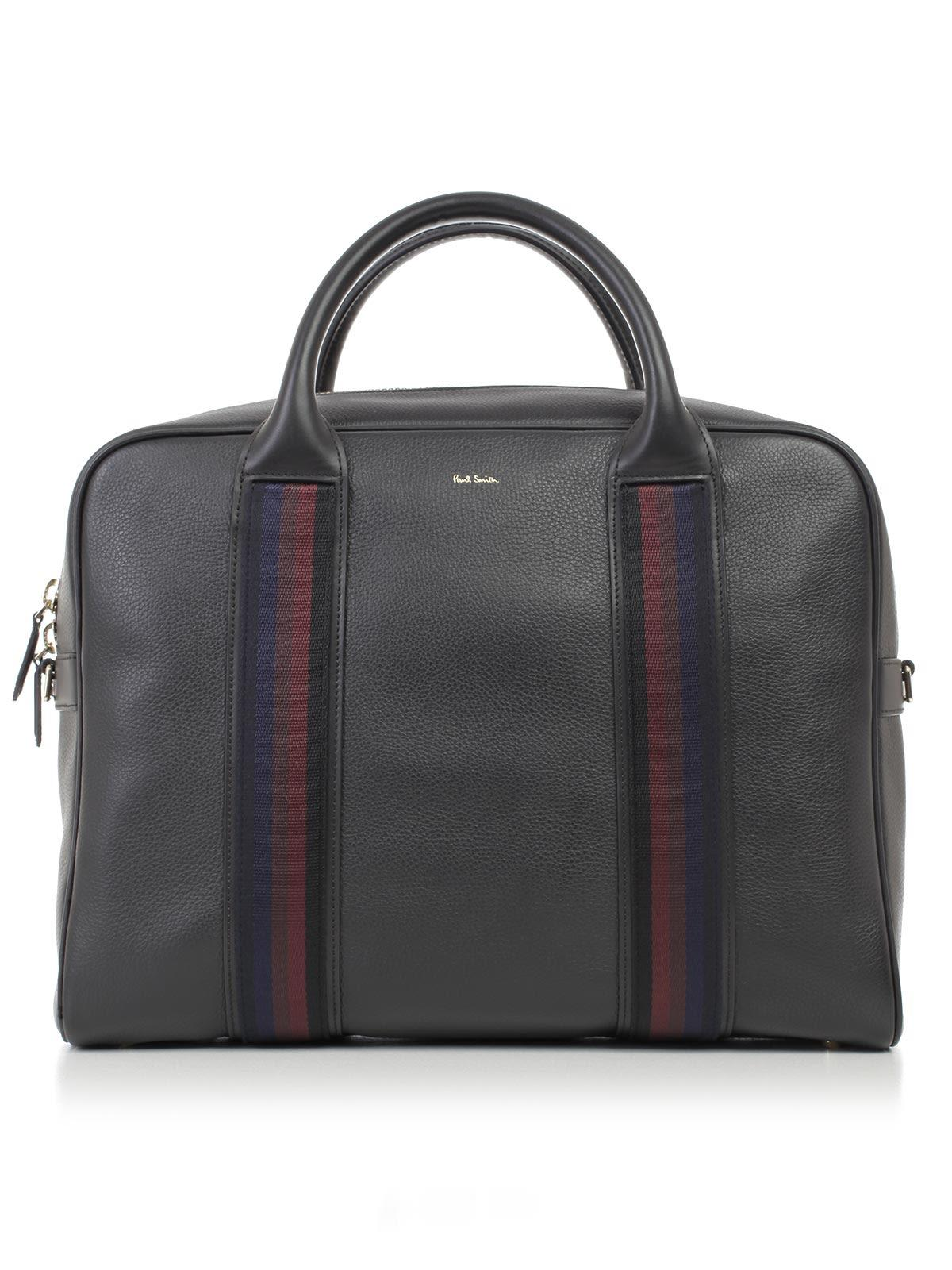 Paul Smith Bag In Black