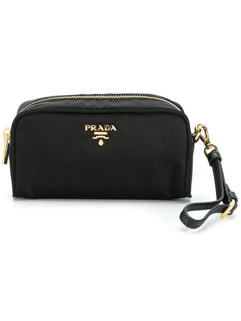 Prada Vela Beauty Case In F0002