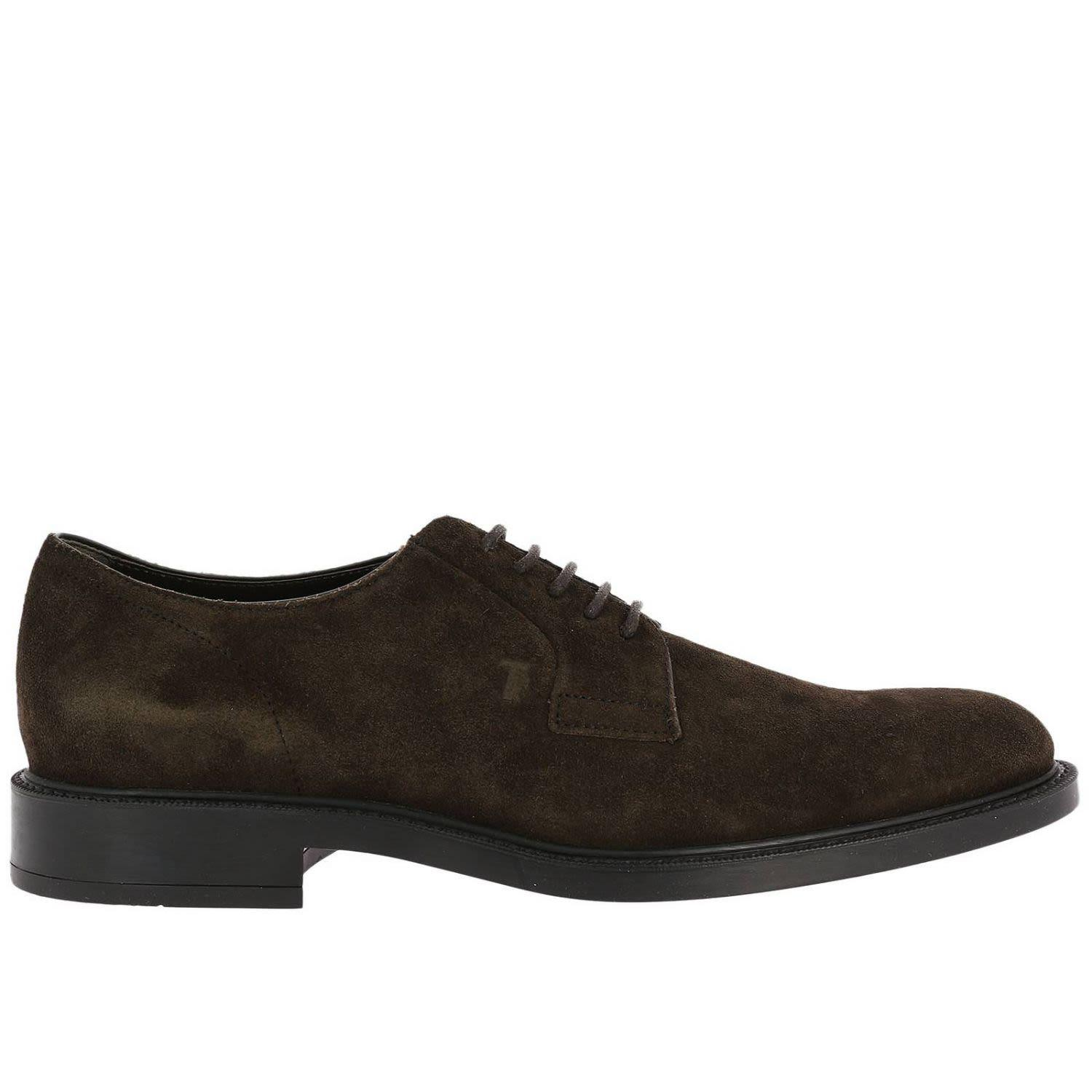 Tod's Brogue Shoes Shoes Men Tods In Brown