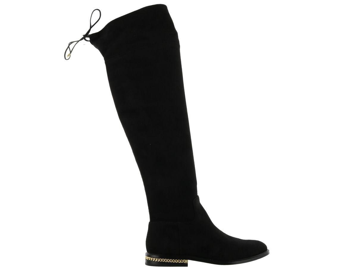 Michael Kors Jamie Boots In Black