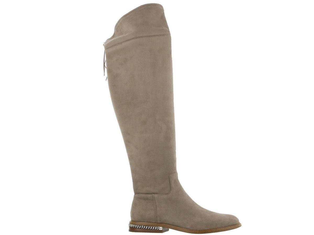 Michael Kors Jamie Boots In Dk Dune