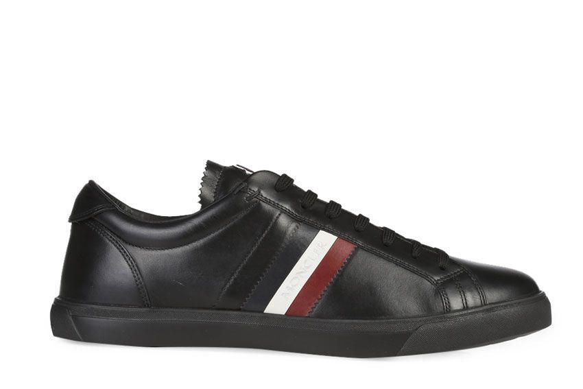 Moncler Sneakers La Monaco In Grey