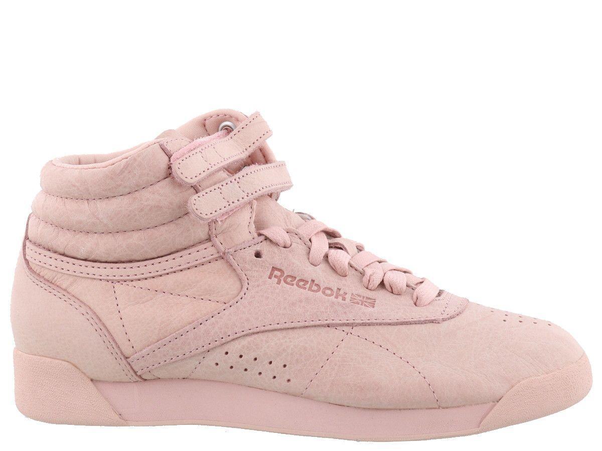 Reebok Hi Fbt Sneakers In Pink