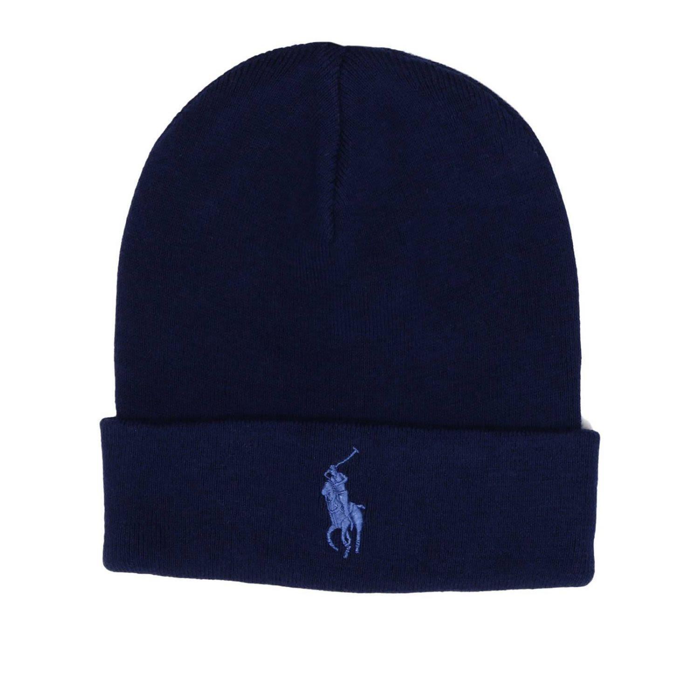 Polo Ralph Lauren Hat Hat Men  In Blue