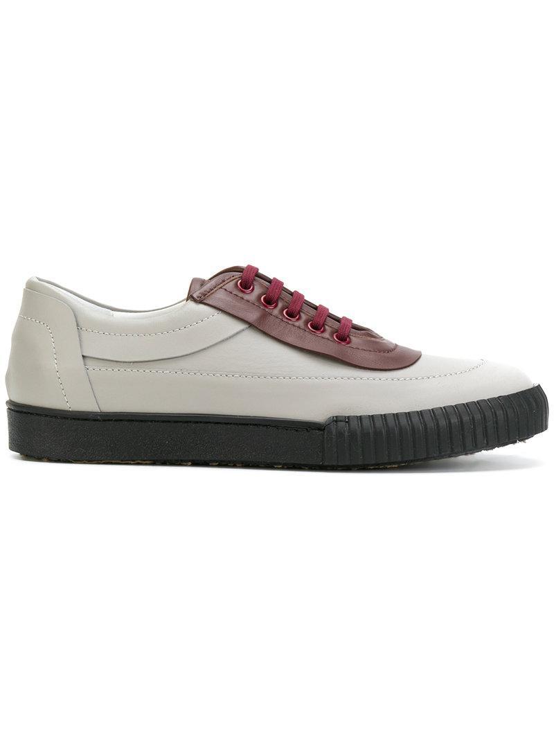 Marni Colour Blocked Sneakers