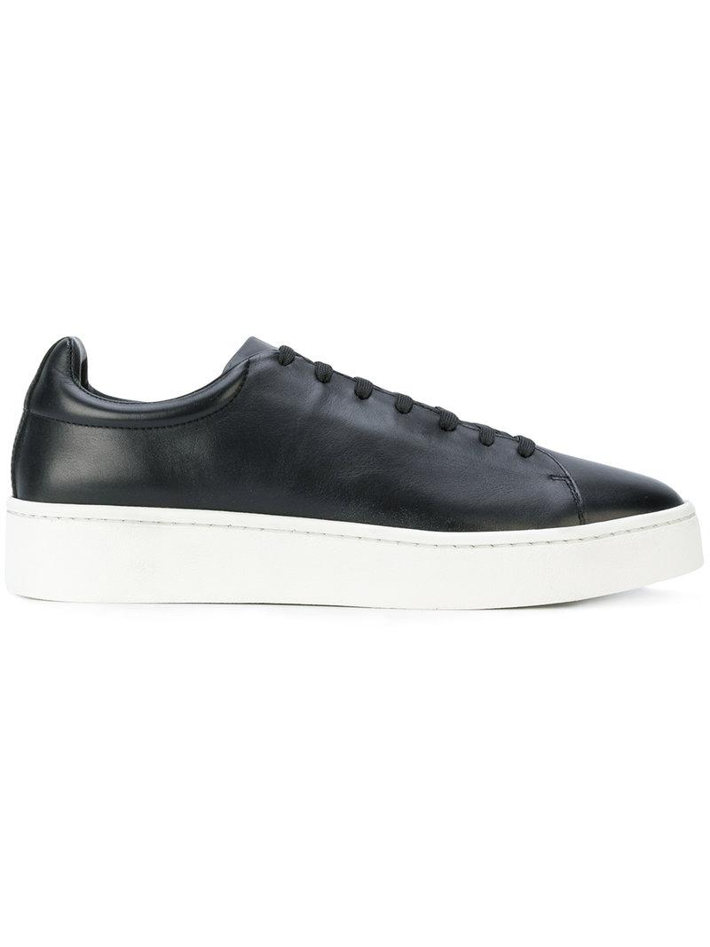Stampd Lace-up Sneakers