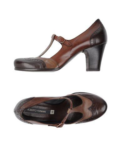 Alberto Fermani Pumps In Dark Brown