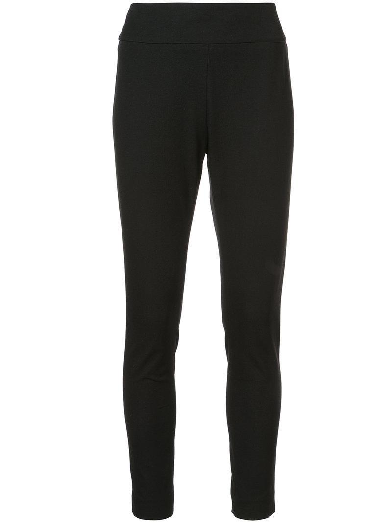 Iro Skinny Trousers In Black