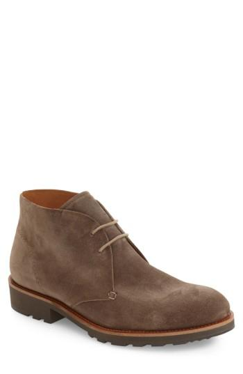 Vince Camuto 'ardo' Chukka Boot In Taupe Suede