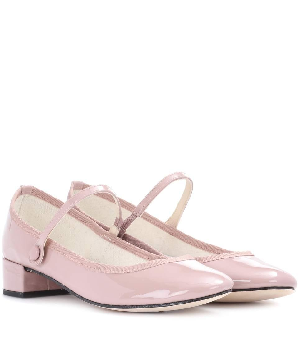 05d1ba3158 Repetto Rose Patent Leather Mary Jane Pumps In Atlas | ModeSens