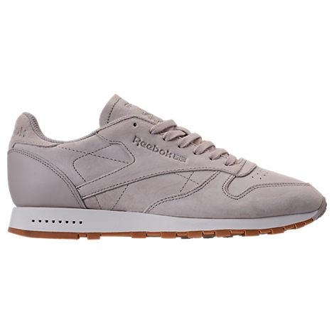 Men's Classic Leather Casual Sneakers from Finish Line