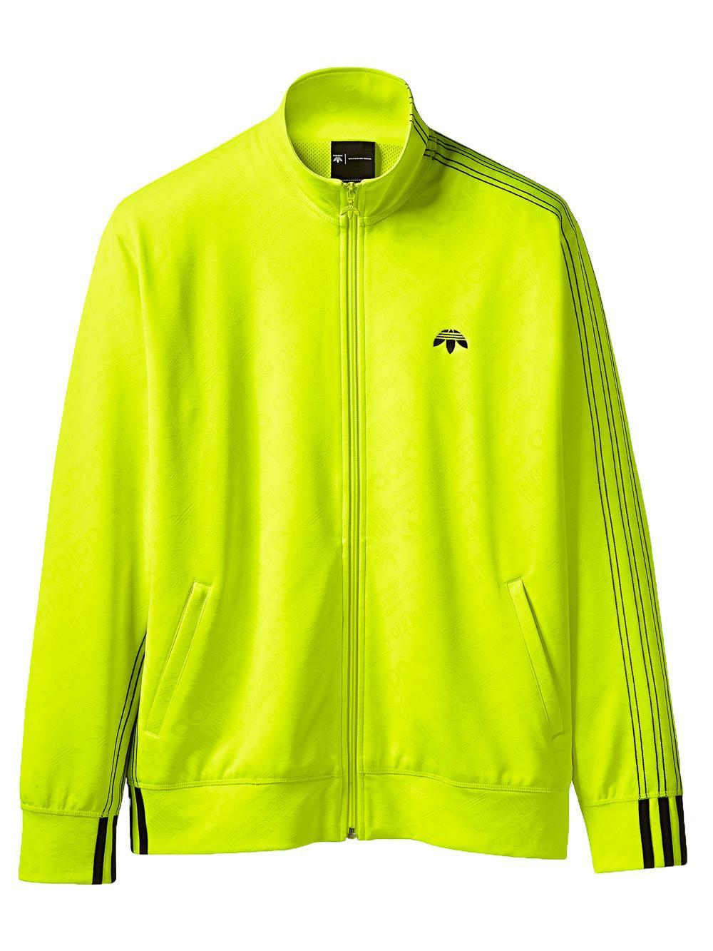 AW Jacquard Track Jacket