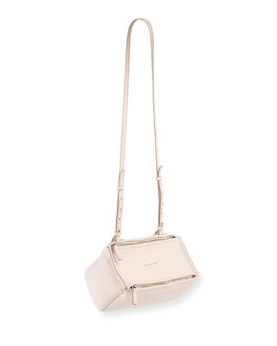 9f7eb28240 Givenchy  Mini Pandora Box - Palma  Leather Shoulder Bag - Ivory In ...