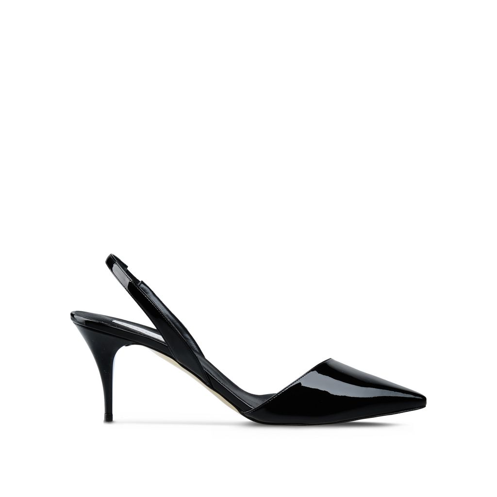 Stella Mccartney Kapoor Sandals In Black