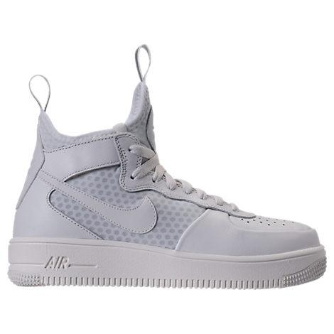separation shoes 5cc93 8fbb9 Nike Women s Air Force 1 Ultraforce Mid Casual Shoes, White