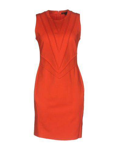 Maje Short Dress In Red