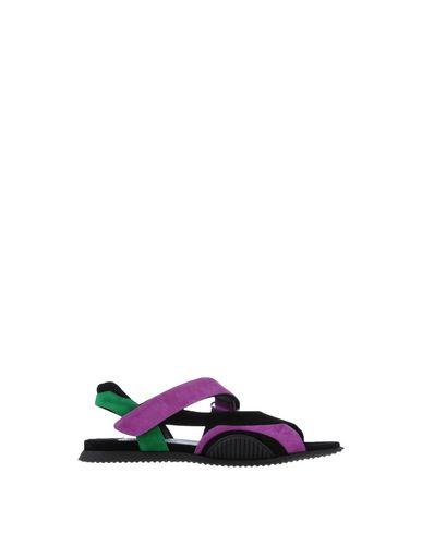 Prada Sandals In Purple