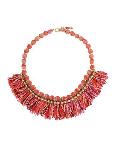 Missoni Necklaces In Red