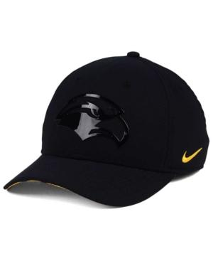 Nike Southern Mississippi Golden Eagles Col Cap In Black/Gold