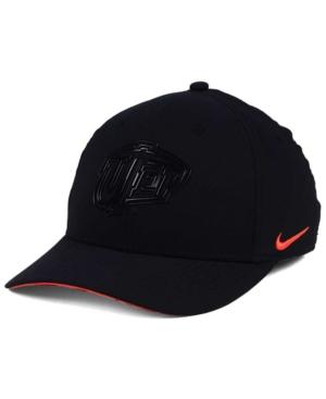Nike Utep Miners Col Cap In Black