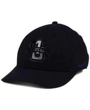 Nike Marquette Golden Eagles Col Cap In Black