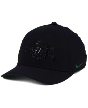Nike North Dakota State Bison Col Cap In Black