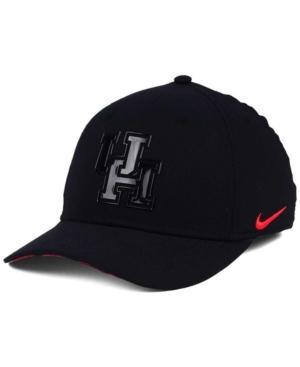 Nike Houston Cougars Col Cap In Black