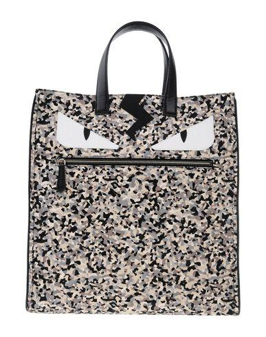 Fendi Handbags In Grey