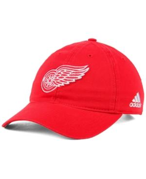 Adidas Originals Adidas Detroit Red Wings Core Slouch Cap