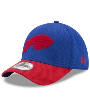 New Era Buffalo Bills Logo Surge 39Thirty Cap In Royalblue/Red