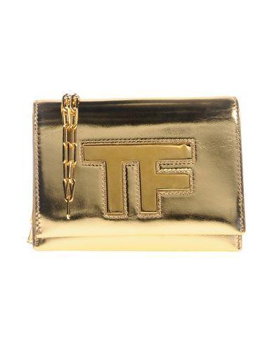 Tom Ford Handbags In Gold