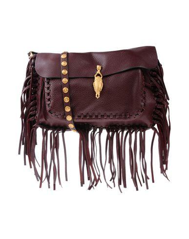 Valentino Across-Body Bag In Deep Purple