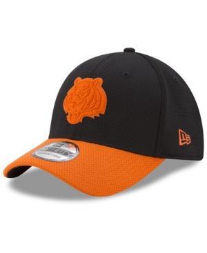 New Era Cincinnati Bengals Logo Surge 39Thirty Cap In Orange/Black