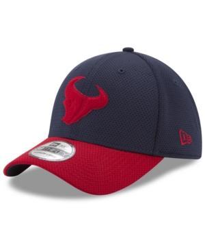 New Era Houston Texans Logo Surge 39Thirty Cap In Navy/Red
