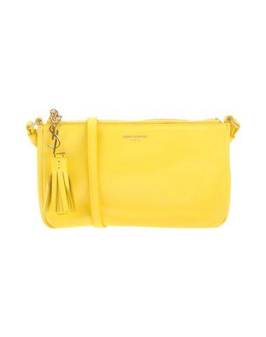 Saint Laurent Across-Body Bag In Yellow