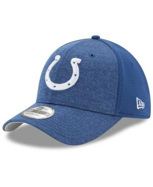New Era Indianapolis Colts Shadowed Team 39Thirty Cap In Royalblue