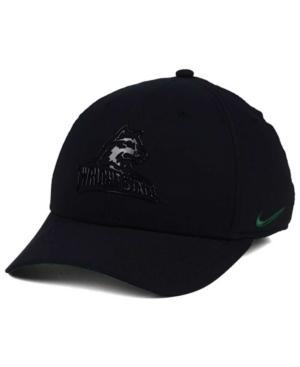 Nike Wright State Raiders Col Cap In Black
