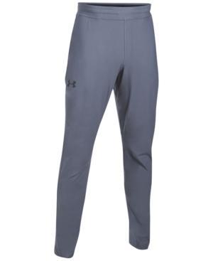 Under Armour Men's Threadborne Performance Pants In Silver
