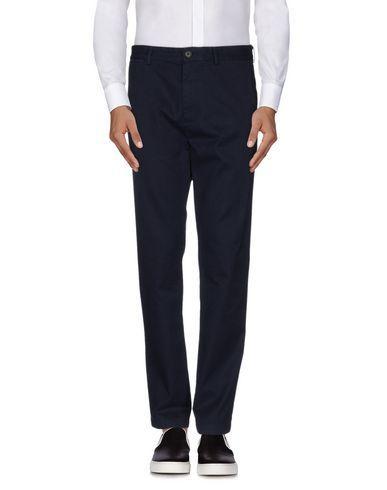 Club Monaco Casual Pants In Dark Blue