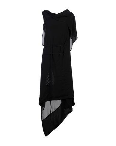 Ann Demeulemeester Knee-Length Dresses In Black
